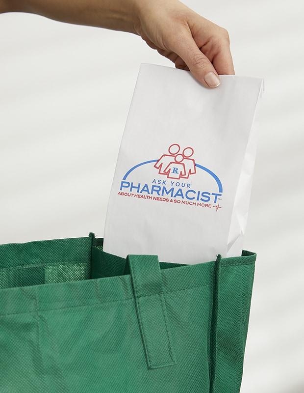Ask Your Pharmacist® bag