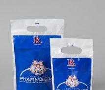 Plastic Rx Bags