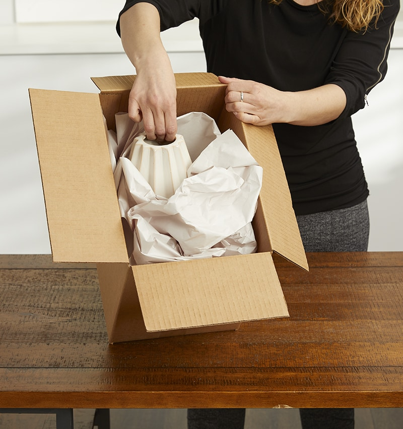 Packing Paper Box Fill