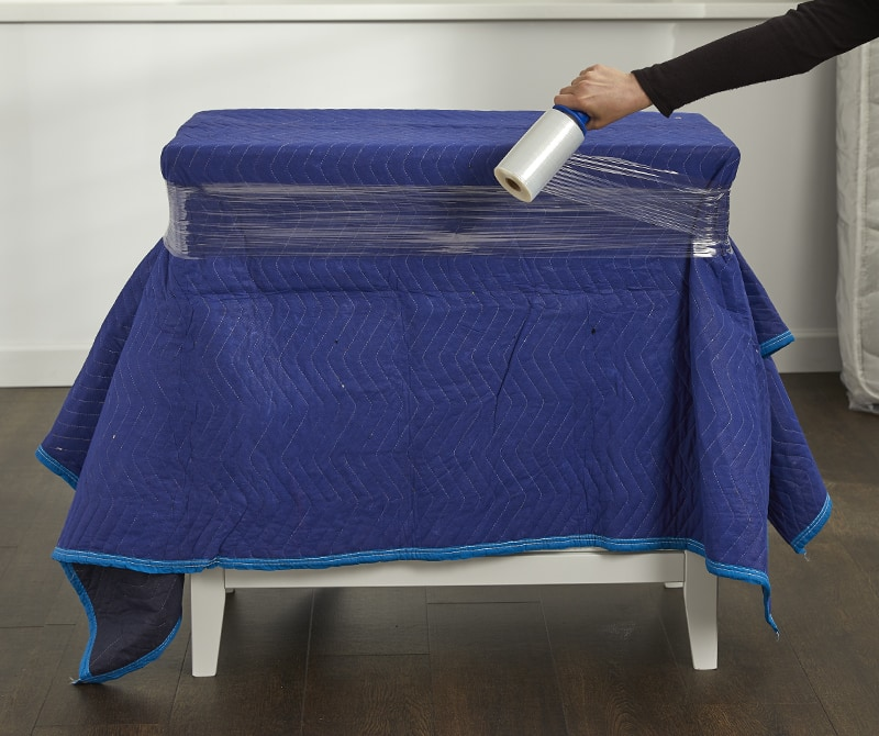 Stretch Wrap for Moving