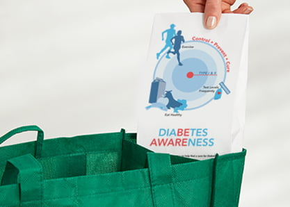 promotional pharmacy bag