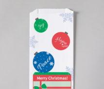 Merry Christmas Rx Bag