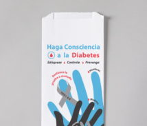 Diabetes Awareness Rx Bag (Spanish)
