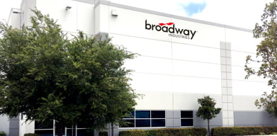 Broadway Industries building