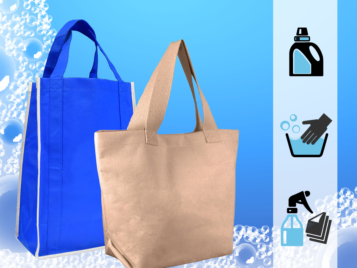 Tips for cleaning reusable imagebags